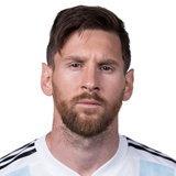 ลิโอเนล เมสซี่ (FIFA world cup 2018)