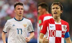 """พรีวิว ฟุตบอลโลก 2018 รอบก่อนรองชนะเลิศ : """"รัสเซีย VS โครเอเชีย"""""""