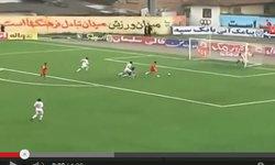 บอลอิหร่านทำฮาส่งตัวละครลับสกัดบอลจากเส้น