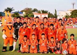 ราชบุรี ถล่ม อาร์มี 3-0 นำฝูงไทยพรีเมียร์