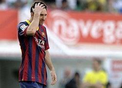 ผลฟุตบอลลาลีกาสเปนเอลเช่เสมอบาร์ซ่า0-0