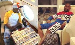 """คนมันจะรวย! """"ฟลอยด์"""" ดวงดีเล่นโป๊กเกอร์รับทรัพย์ 3 ล้าน"""