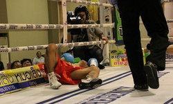 """เข็มขัดกระเด็น! """"สแตมป์"""" ร่วงยก 2 เสียแชมป์ WBA, """"แชแม้"""" เปรยเลิกสร้าง"""