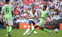 ผลบอล : เพิ่มความมั่นใจ! อังกฤษ เปิดบ้านอัด ไนจีเรีย 2-1