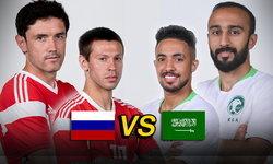 รัสเซียจัดเต็ม! ฟัด ซาอุฯ ประเดิมสนามบอลโลก 2018 คืนนี้สี่ทุ่มตรง
