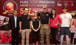 """Asia Fitness Conference 2018"" ฉลองปีที่ 10 รวมพลโปรฟิตเนสกว่า 3,300 คน"