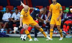 VAR & โกลไลน์มาครบ! ฝรั่งเศส มีลูกเฮงเฉือนหืด ออสเตรเลีย 2-1