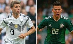 """พรีวิวฟุตบอลโลก 2018 กลุ่มเอฟ : """"เยอรมนี VS เม็กซิโก"""""""
