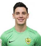 Paul Viore Anton (Russia Premier League 2018-2019)