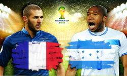 """วิเคราะห์ฟุตบอลโลก """"ฝรั่งเศส-ฮอนดูรัส"""""""