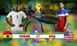 """วิเคราะห์ฟุตบอลโลก """"กาน่า-อเมริกา"""""""