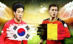 """วิเคราะห์ฟุตบอลโลก """"เกาหลีใต้-เบลเยี่ยม"""""""