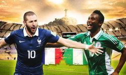 """วิเคราะห์ฟุตบอลโลก """"ฝรั่งเศส-ไนจีเรีย"""""""