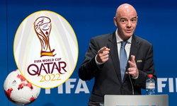 """หน้าหนาวเหมาะกว่า! """"ปธ.ฟีฟ่า"""" ยืนยันฟุตบอลโลก 2022 จัดเดือนพ.ย.-ธ.ค."""
