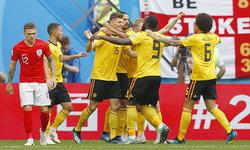 ไม่มีปัญหา! เบลเยียม อัดนิ่ม อังกฤษ 2-0 ซิวอันดับสามฟุตบอลโลก 2018
