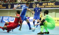 โต๊ะเล็กไทย ต่อเวลาเฉือนหวิว อินโดนีเซีย 3-2 ลิ่วป้องแชมป์อาเซียน (คลิป)
