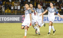 ซูซูกิคัพ 2018: ไรเชลท์ ยิงโทนพา ฟิลิปปินส์ เปิดบ้านอัด สิงคโปร์ 1-0 (คลิป)