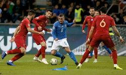 ซิวแชมป์กลุ่ม! โปรตุเกส บุกยันเจ๊า อิตาลี 0-0 แบ่งแต้มสำเร็จ