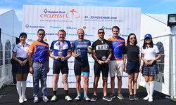 สุดยิ่งใหญ่! มหกรรมการปั่นจักรยานนานาชาติ Bangkok Bank CycleFest 2018
