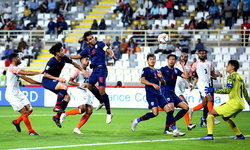 คลิปไฮไลท์ ทีมชาติไทย พ่าย อินเดีย 1-4 ฟุตบอล เอเชียนคัพ 2019