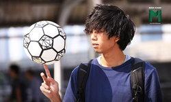 """ฟรีสไตล์ฟุตบอลเปลี่ยนชีวิต : """"Ohmfreestyle"""" ตัวแทนหนึ่งเดียวไทย ร่วมงานกับแมนฯ ซิตี้"""