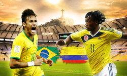 """วิเคราะห์ฟุตบอลโลก """"บราซิล-โคลอมเบีย"""""""