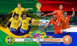 """วิเคราะห์ฟุตบอลโลก """"บราซิล-ฮอลแลนด์"""""""