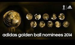 ฟีฟ่าแบโผ10แข้งชิงรางวัล 'โกลเด้นบอล'
