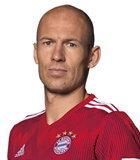 อาร์เยน ร็อบเบน (Bundesliga 2018-2019)