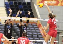 สาวไทย พ่าย รัสเซีย 2-3 เซต ลูกยางชิงแชมป์โลก