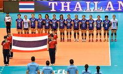"""ค่าเฉลี่ยส่วนสูง """"ทัพลูกยางสาวไทย"""" ชุดชิงแชมป์โลก 2018 อยู่ตรงไหน?"""