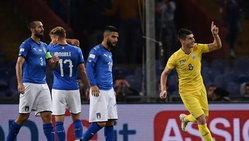 ผลบอล : อิตาลี โดน ยูเครน ไล่เจ๊า 1-1  เกมอุ่นเครื่อง