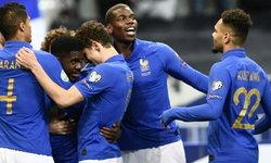 ฝรั่งเศส ถล่มยับ ไอซ์แลนด์ 4-0  คว้า 6 แต้มเต็ม ศึกคัดยูโร 2020