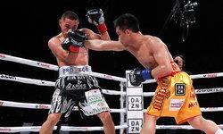 """เข็มขัดกระเด็น! """"ศรีสะเกษ"""" พ่ายคะแนนเอกฉันท์ """"เอสตราด้า"""" เสียแชมป์ซูเปอร์ฟลายเวต WBC"""