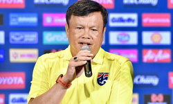 """""""โค้ชโต่ย"""" เชื่อลูกทีมอยากพิสูจน์ตัวเอง เกมเจอเวียดนาม ศึกคิงส์คัพ"""