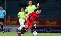 พีทีที ระยอง เปิดรังเฉือน ชลบุรี เอฟซี 1-0 ศึกโตโยต้าไทยลีก