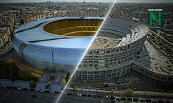 โฮปเวลล์โมเดล : นู เมสตายา สนามกีฬาที่ใช้เวลาสร้างแบบมาราธอน และยังไม่เสร็จ
