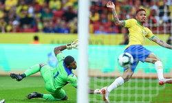บราซิล โชว์โหด ถล่มยับ ฮอนดูรัส 7-0 ก่อนลุยโคปา อเมริกา 2019