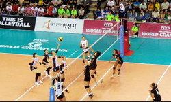 ยอมแพ้คิม! สาวไทยประเดิมพ่ายเจ้าภาพ 1-3 ศึก WGP