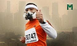 ท่ามกลางวิกฤติ : จะออกกำลังกายอย่างไรในเมื่อมลพิษเกินค่ามาตรฐาน?