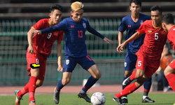 ช้างศึกU22 เจ๊า เวียดนาม 0-0 กอดคอเข้ารอบรองฯ ศึกชิงแชมป์อาเซียน