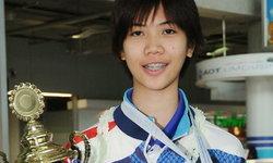 """ทัพนักกีฬาไทยเฮ """"เทนนิส-พาณิภัค"""" คว้าเหรียญทองเทควันโดยูธโอลิมปิก+คลิป"""