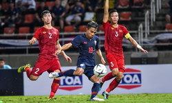 นิชิโนะประเดิมคุม! ทีมชาติไทย เจาะไม่เข้าเจ๊า เวียดนาม 0-0 คัดบอลโลก
