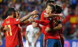 สเปน ถล่ม หมู่เกาะแฟโร 4-0 นำฝูงคัดยูโร สาย เอฟ
