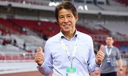 """พอใจผลงาน! """"นิชิโนะ"""" เปิดใจลูกทีมบุกถล่ม อินโดนีเซีย ถึงถิ่น 3-0"""