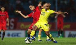 พีทีที ระยอง เปิดบ้านอัด สุพรรณบุรี 10 คน 2-0 บอลไทยลีก