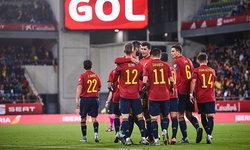 รัวไม่ยั้ง! สเปน เปิดบ้านไล่ถล่ม มอลตา 7-0 คว้าตั๋วลุยรอบสุดท้ายสบาย
