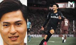 "I'm Number 8 : การปล่อยตัว ""มินามิโนะ"" ลุยยุโรปที่เดิมพันอนาคตฟุตบอลญี่ปุ่น"
