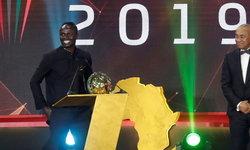 มาเน่ ผงาดคว้าเเข้งยอดเยี่ยมแอฟริกัน 2019