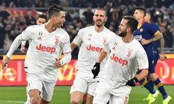 ม้าลาย ฟอร์มเด็ด บุกฉือนโรมา 2-1 ยึดจ่าฝูงกัลโช่ฯ
